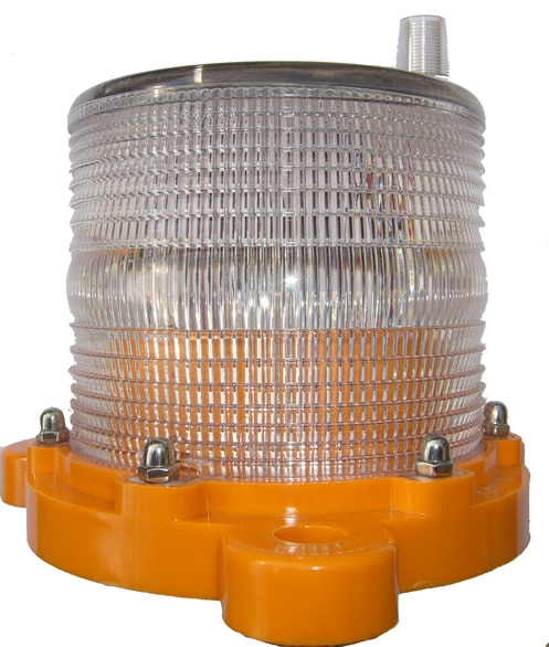 Balise de signalisation routi re pour glissi re de - Plot de signalisation ...