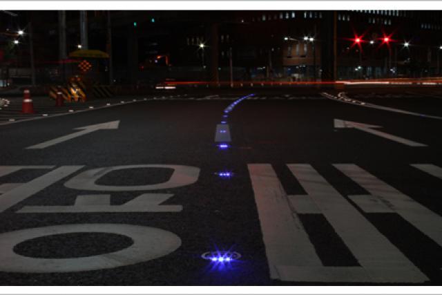 Plot led solaire ss2 signalisation routi re - Plot de signalisation ...