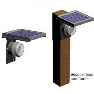 balise et projecteur solaire a led. Black Bedroom Furniture Sets. Home Design Ideas