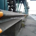 balise led solaire rail sécurité